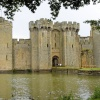 Bodium Castle in Kent