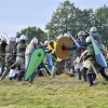 Battle of Hastings Reenactment at Battle Abbey