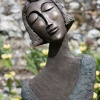 Sculpture at Greys Court - 'Pretty Woman'