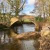 Beckford Bridge in the Blackdown Hills