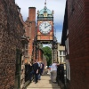Chester. Eastgate clock.
