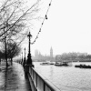 London. Embankment 1986