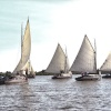 Norfolk Broads. Sailing Yachts. 2