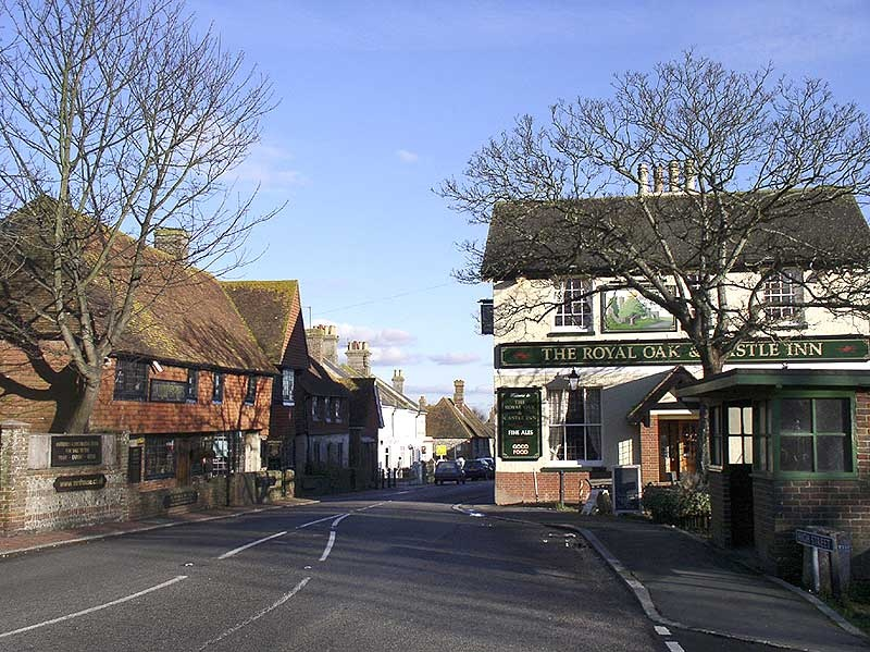 A picture of Pevensey