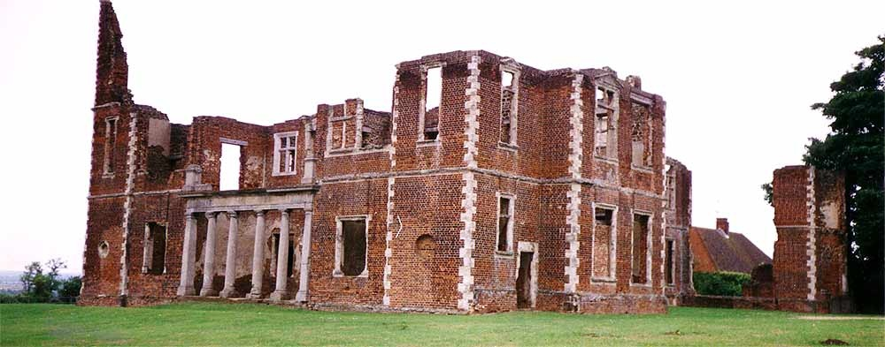 A picture of Houghton House
