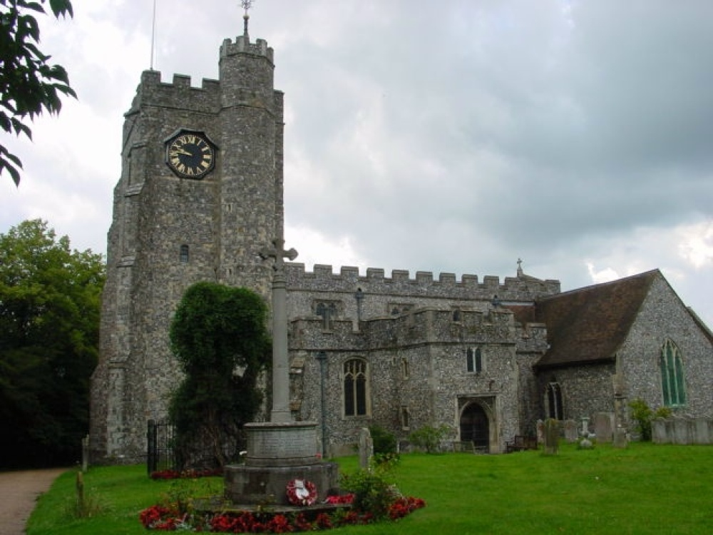Chilham Church