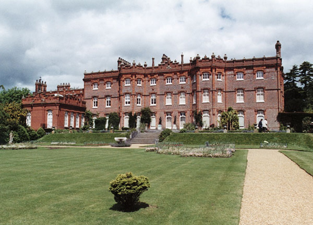 A picture of Hughenden Manor