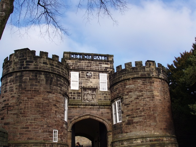 Skipton Castle, North Yorkshire