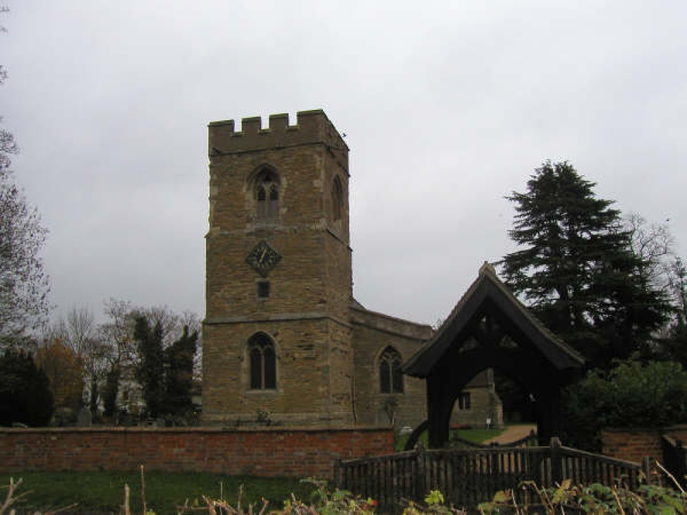 St. Mary's Church, Woughton-on-the-Green