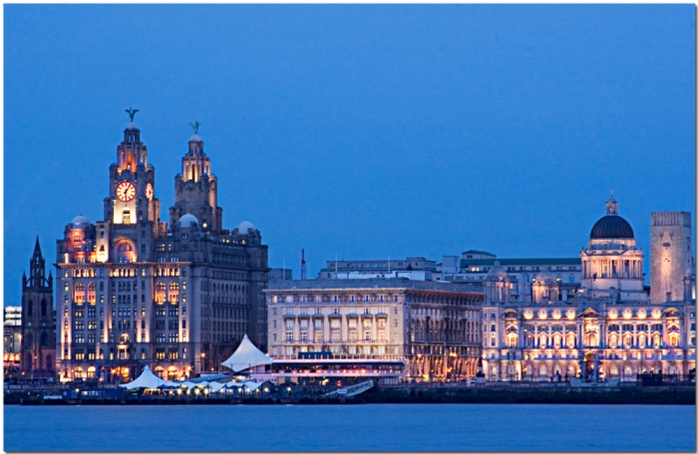 Liverpool Town Hall Tours