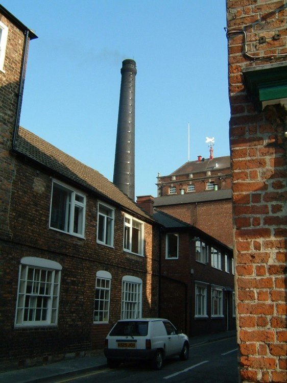 The Brewery in Tadcaster, North Yorkshire