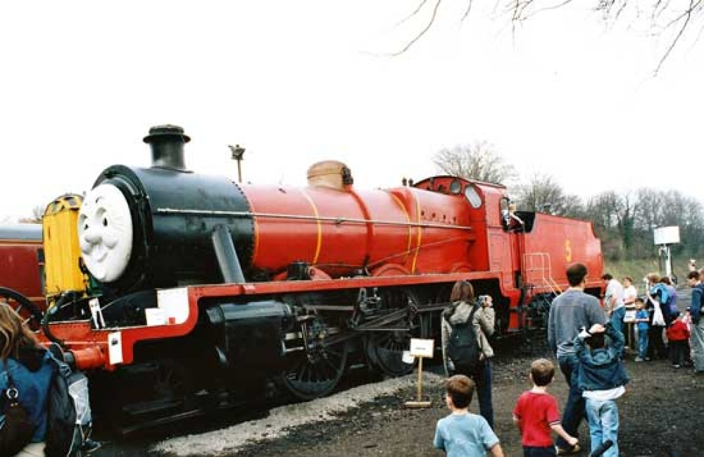 A picture of Mid Hants Railway