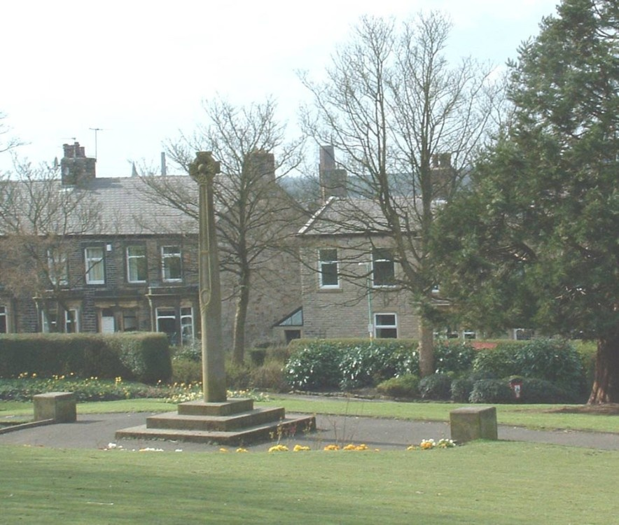 Old Market Cross, Oswaldtwistle
