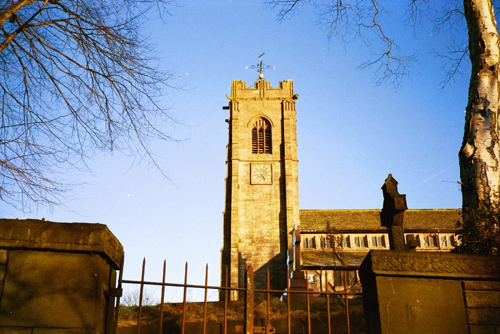 St Mary's Parish Church, Prestwich, Greater Manchester
