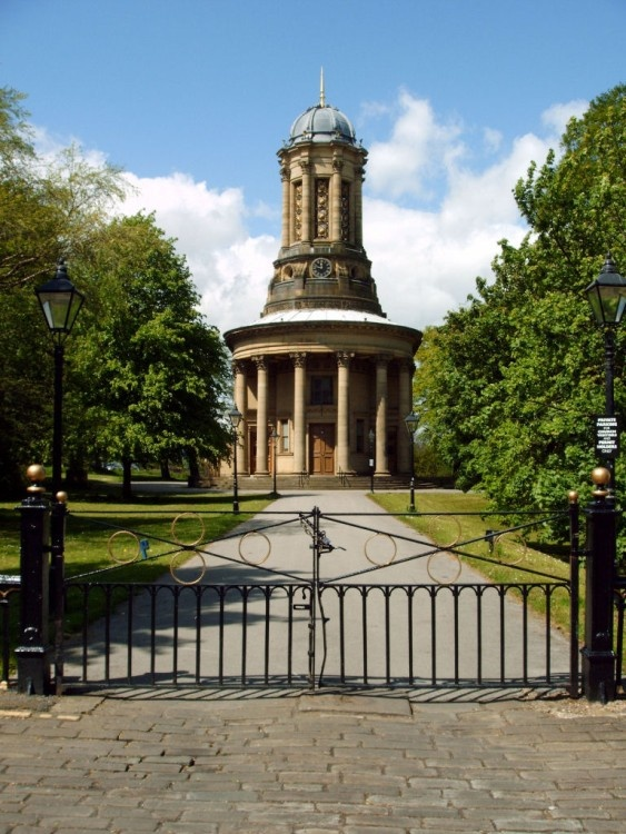 A picture of Saltaire
