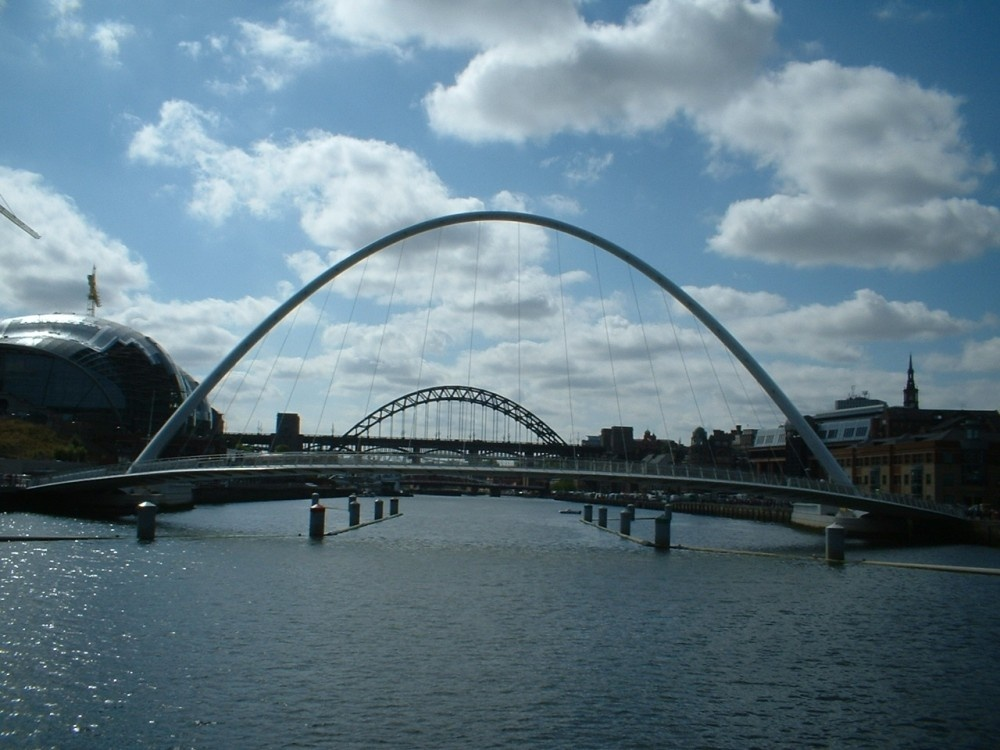 River Tyne at Newcastle upon Tyne