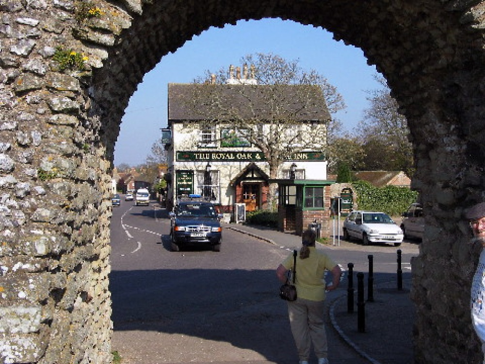 Pevensey, East Sussex