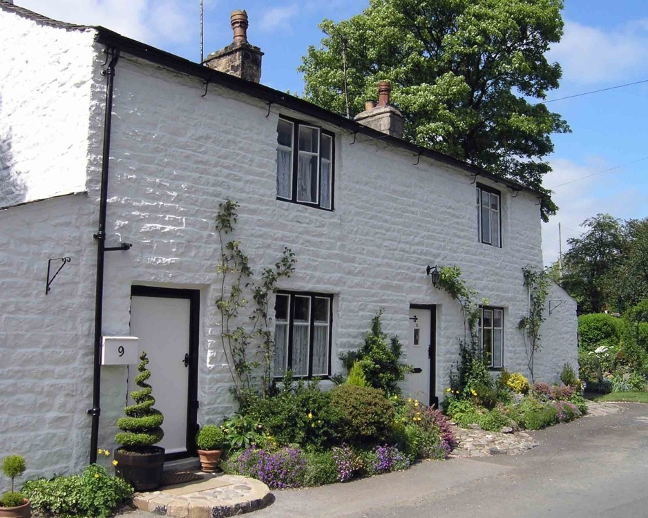 Brookside Cottages Bolton By Bowland Lancashire By