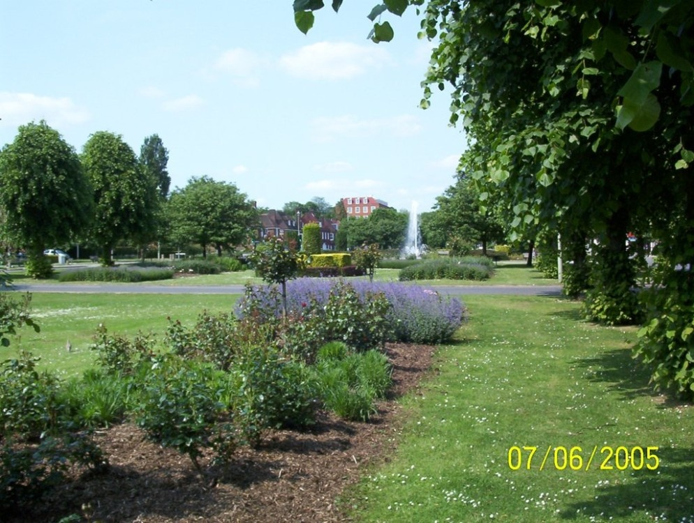 Landscape Welwyn Garden City : Quot welwyn garden city hertfordshire by eric hill at