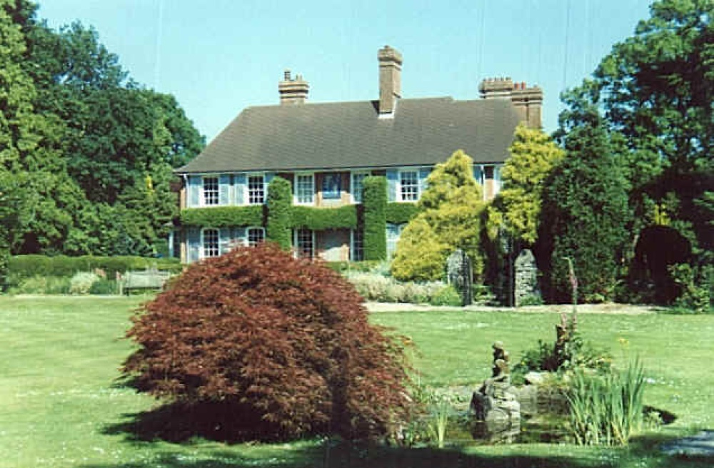 A picture of Nuffield Place