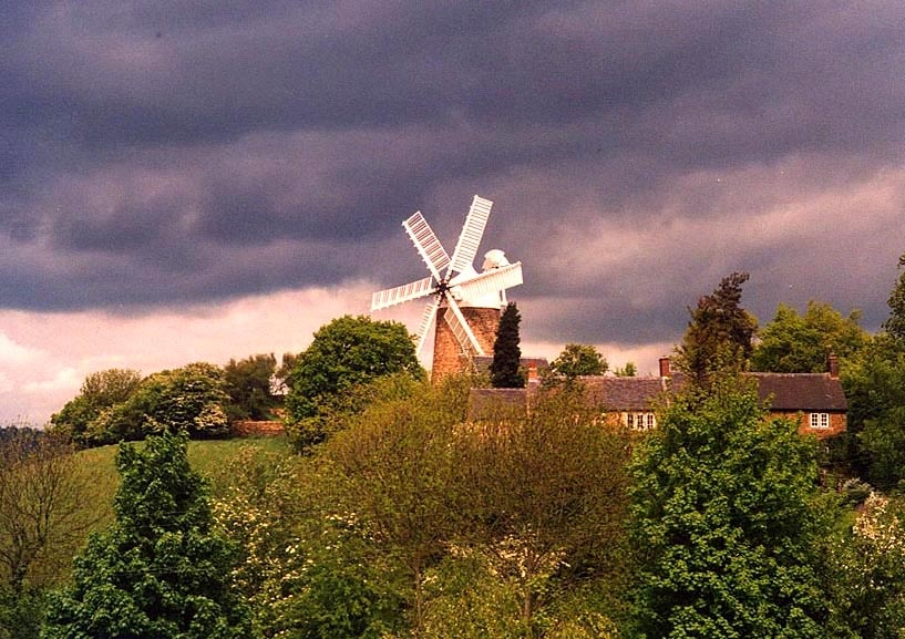Heage Windmill, Derbyshire