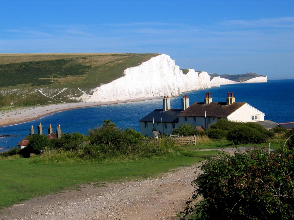 Seaford Head, East Sussex