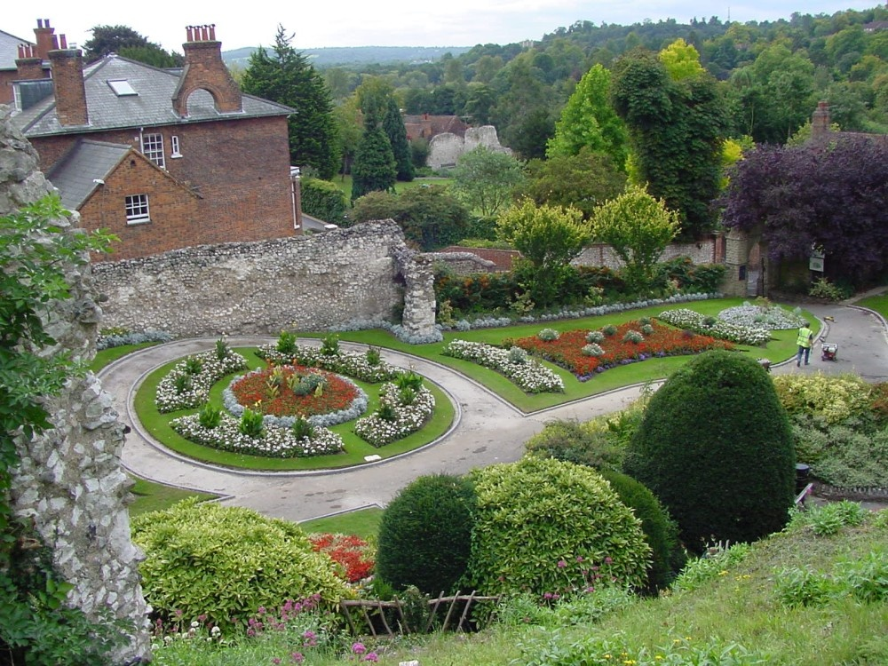 Castle Photography Guildford Guildford Castle Gardens