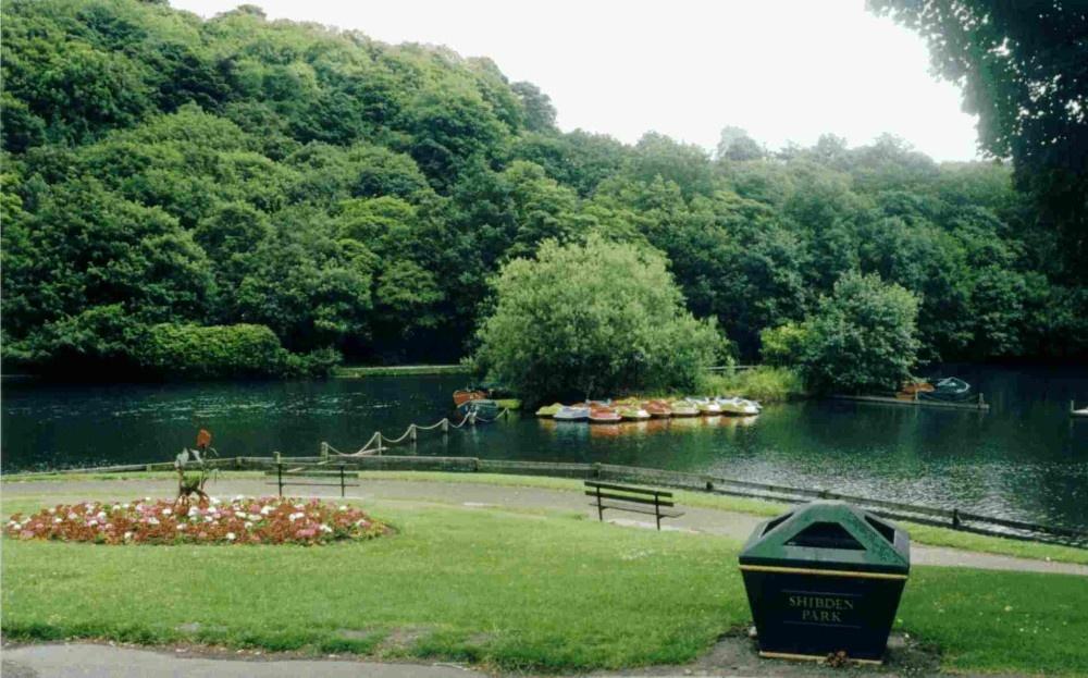 Quot Shibden Park Halifax West Yorkshire Quot By Valerie James