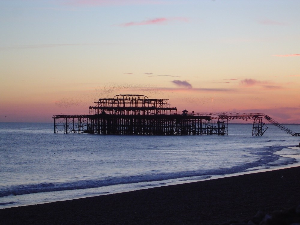 A picture of Brighton Pier
