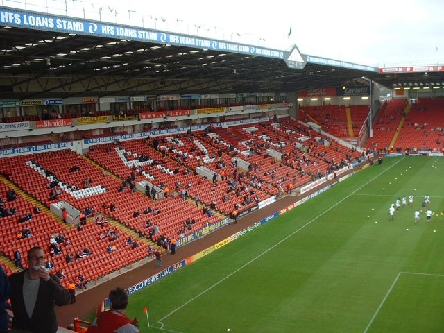 Dave Clarke's Pictures Of Bramall Lane, Sheffield