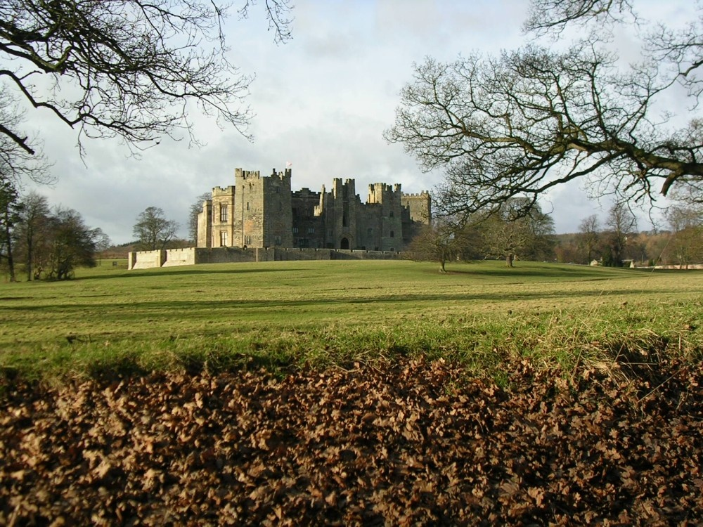 The magnificent Raby Castle, Staindrop, Co. Durham.