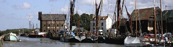 A picture of Faversham
