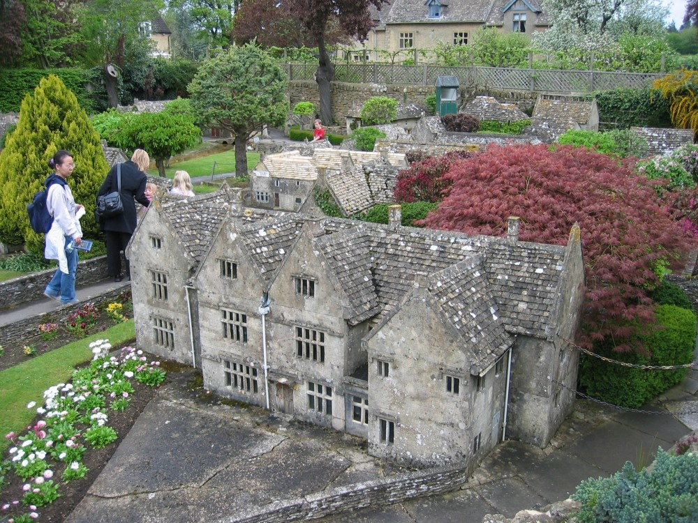 Quot Model Village At Bourton On The Water Gloucestershire