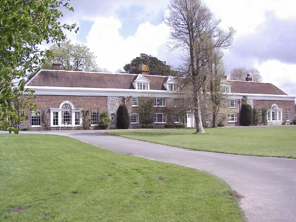 Bentley Manor House (open to the public) at Bentley Wildfowl & Motor Museum, East Sussex