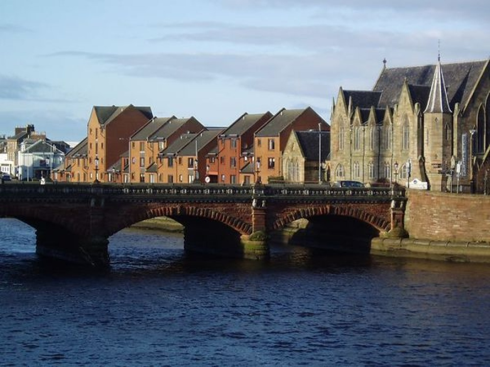 A picture of Ayr