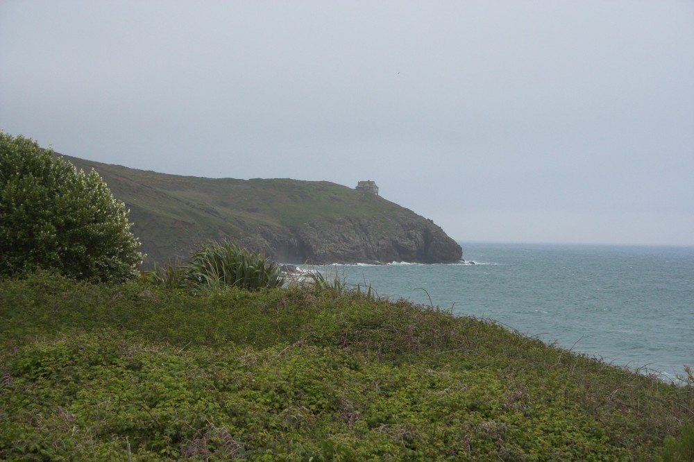 Rinsey Head, from SEAMEADS, Praa sands, Cornwall