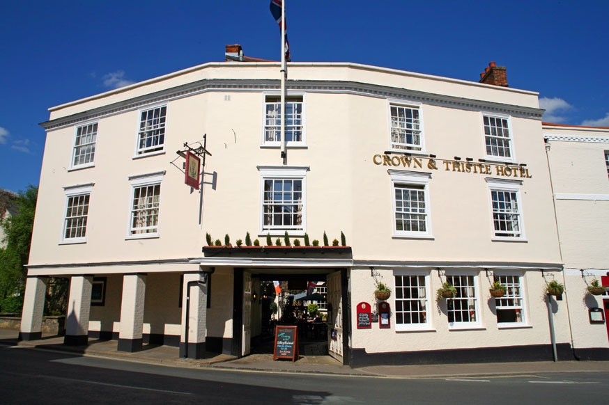 Image result for crown & thistle abingdon