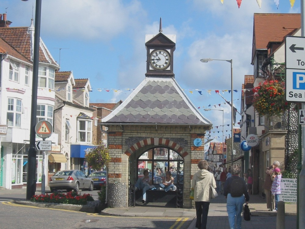 A picture of Sheringham