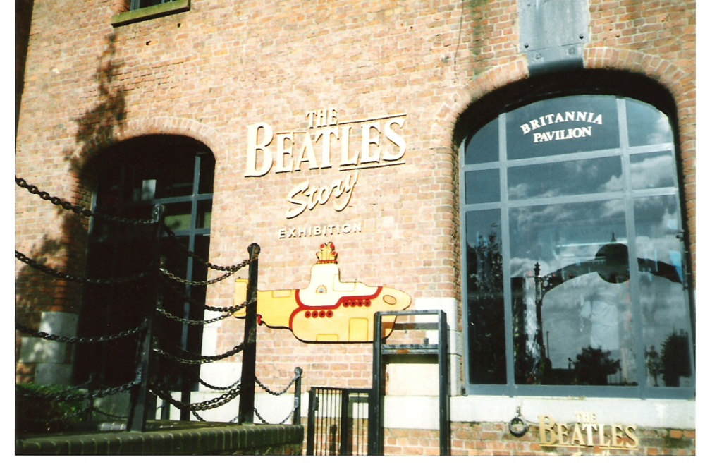 The Beatles Story Exhibition, Liverpool.