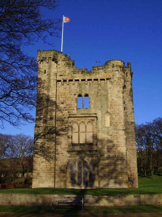 Hylton Castle, North Hylton, Tyne & Wear.