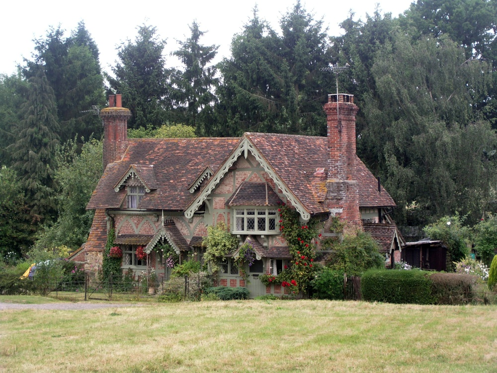 a beautiful old cottage in or near dorking surrey by