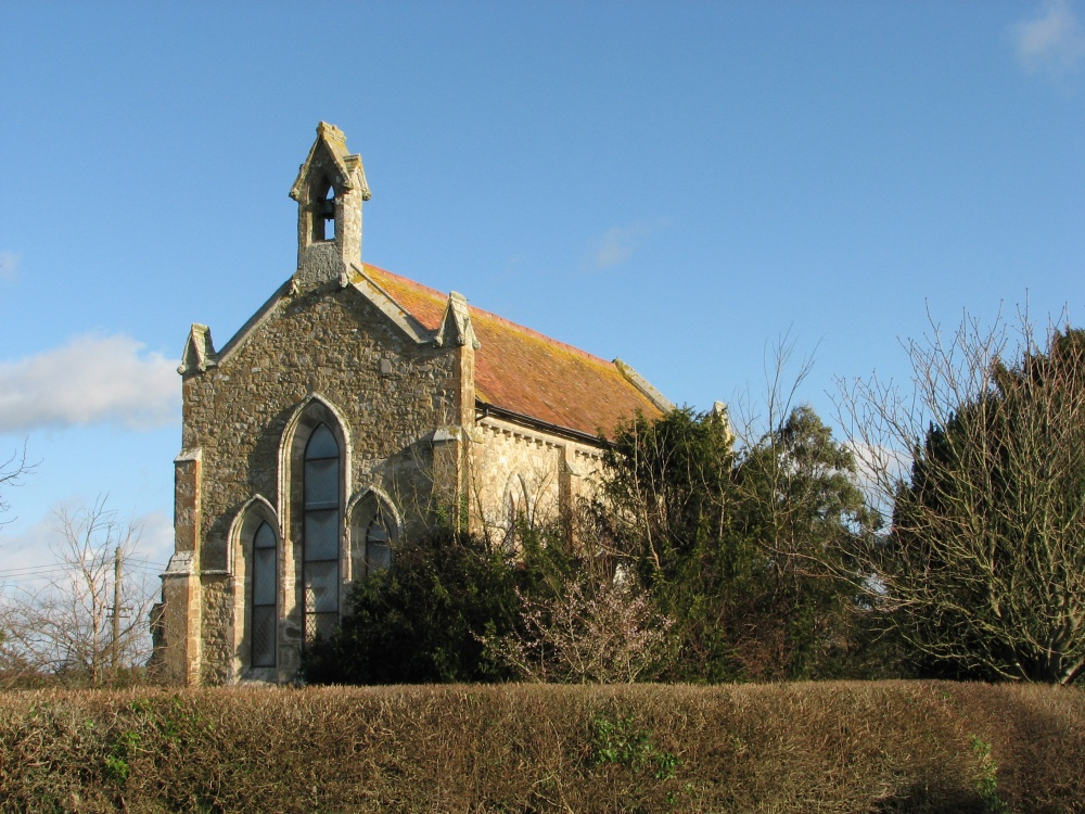 Church of the Holy Spirit, Newtown, Isle of Wight