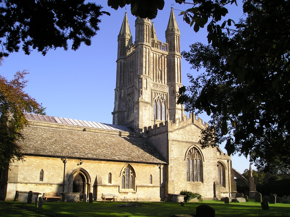 St Sampson's Church, Cricklade, Wiltshire