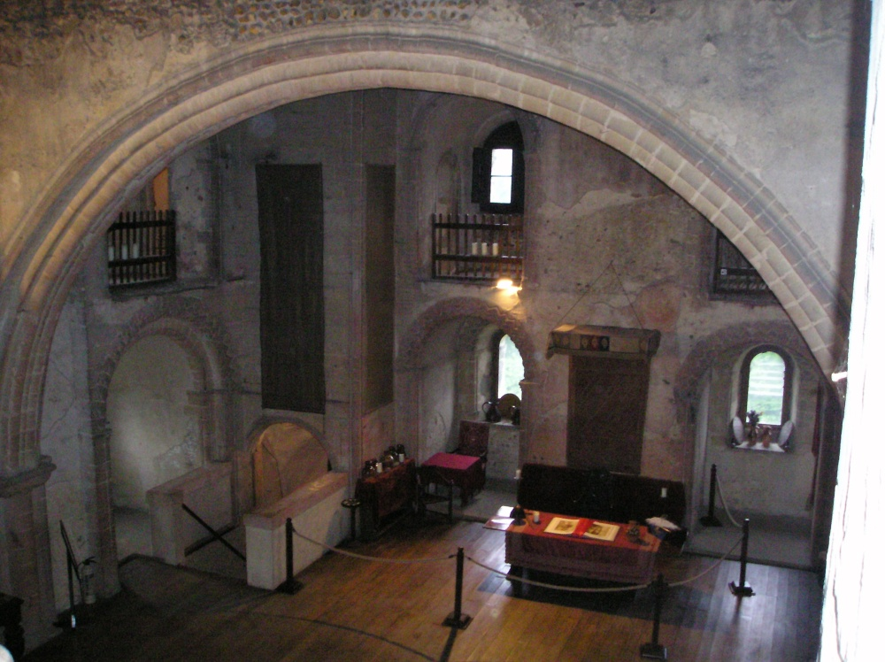 """""""Hedingham Castle interior"""" by Erika . at ..."""