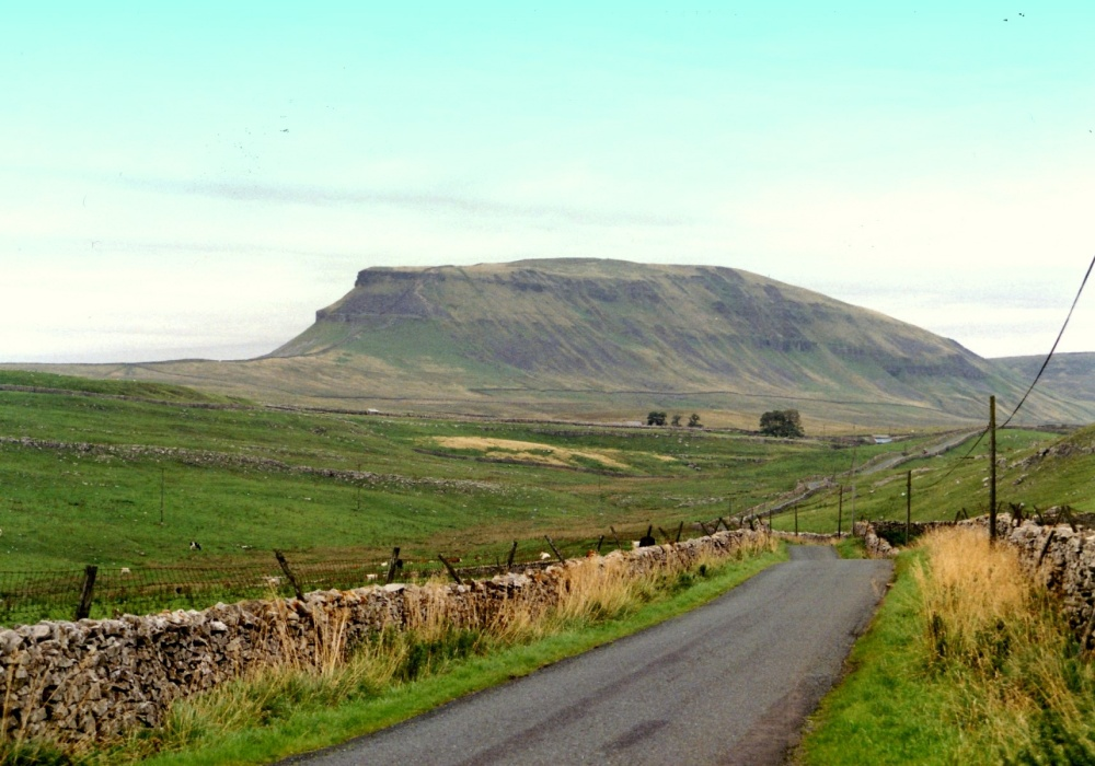 Quot Penygent Horton In Ribblesdale North Yorkshire Quot By Glyn