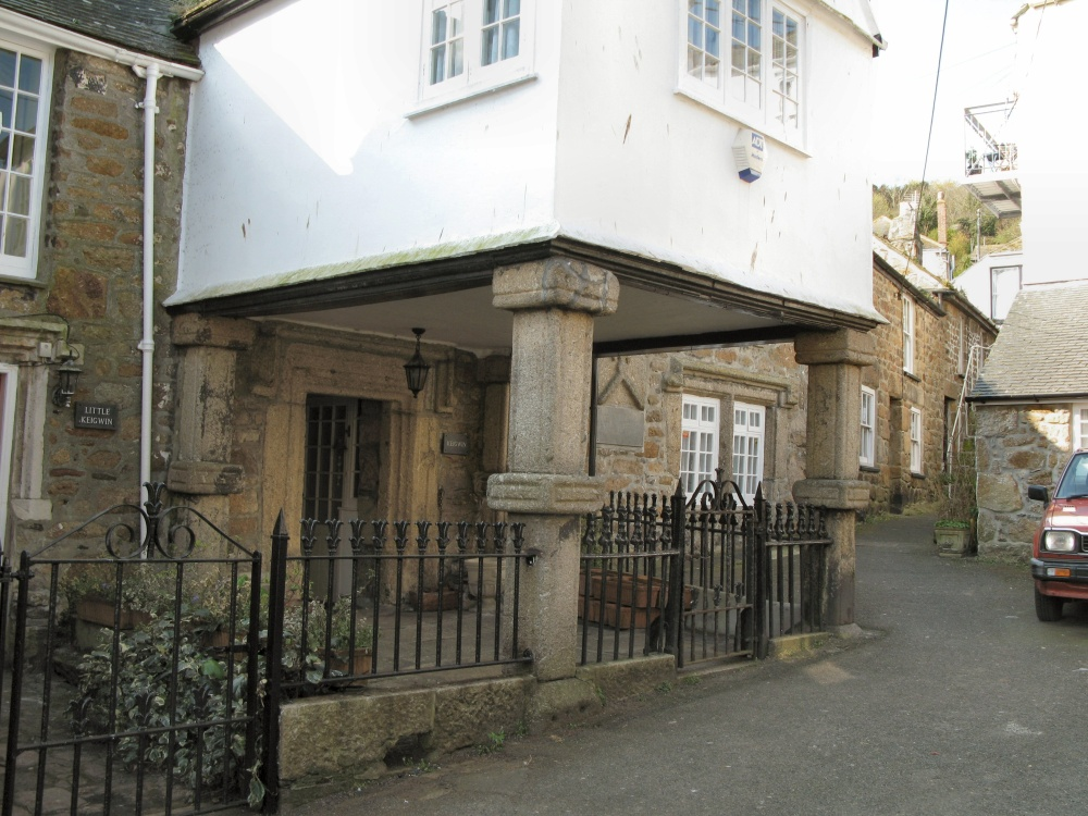 The oldest house in Mousehole