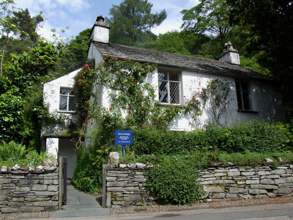 dove cottage grasmere cumbria by cass at picturesofengland com rh picturesofengland com dove cottage grasmere national trust dove cottage grasmere entrance fee