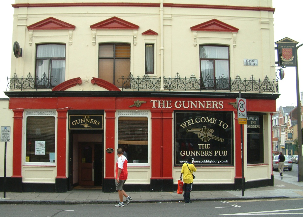 The Gunners Pub