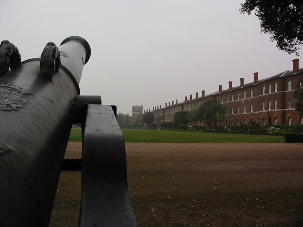 The Royal Marines Museum, Eastney, Portsmouth