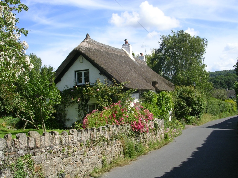 English Cottages Pictures Of England